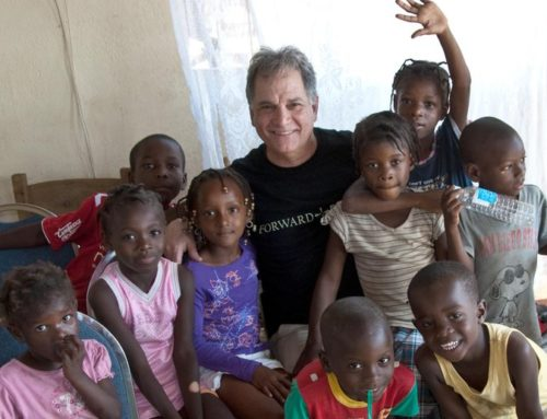 08 Joe Anfuso – Founder of a Christian Relief Organization Shares His Journey of Finding God's Plan For His Life