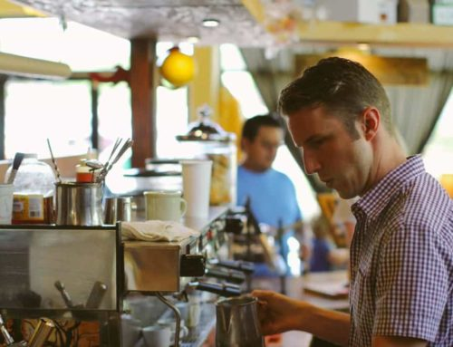 28 Tyler Geel, Co-Founder of Insomnia Coffee Co – Hillsboro, OR